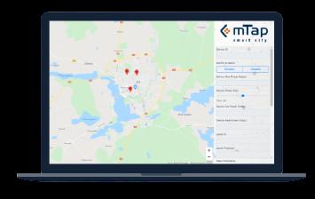 mTap Smart City platorm